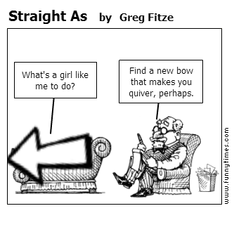 Straight As by Greg Fitze