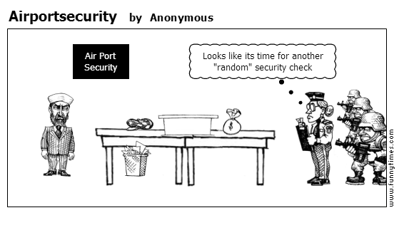 Airportsecurity by Anonymous