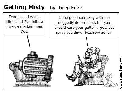 Getting Misty by Greg Fitze