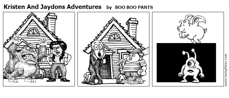 Kristen And Jaydons Adventures by BOO BOO PANTS