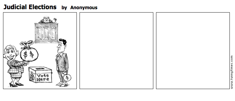 Judicial Elections by Anonymous