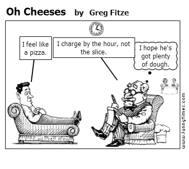 Oh Cheeses by Greg Fitze
