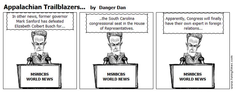 Appalachian Trailblazers... by Danger Dan