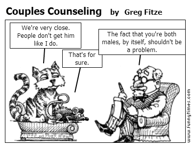 Couples Counseling by Greg Fitze