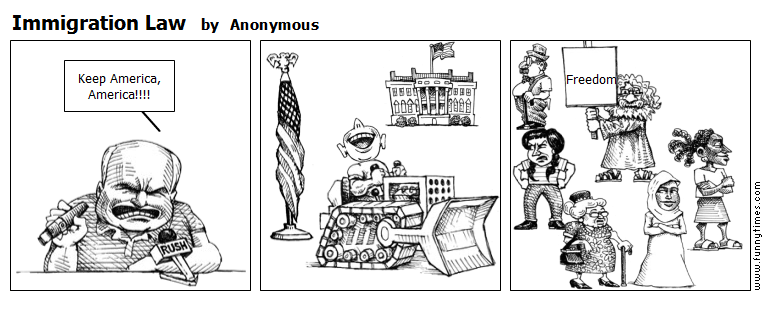 Immigration Law by Anonymous