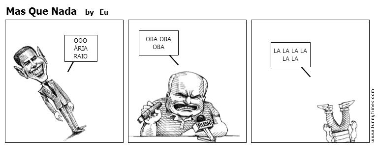 Mas Que Nada by Eu
