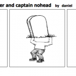bedhead grave worker and captain nohead