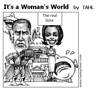 It's a Woman's World by TAHL