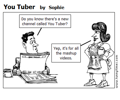 You Tuber by Sophie