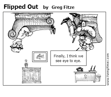 Flipped Out by Greg Fitze