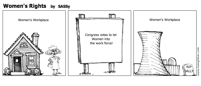 Women's Rights by SASSy