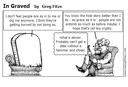 In Graved by Greg Fitze