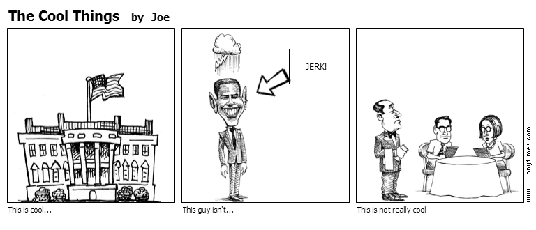The Cool Things by Joe