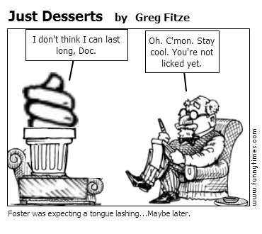 Just Desserts by Greg Fitze