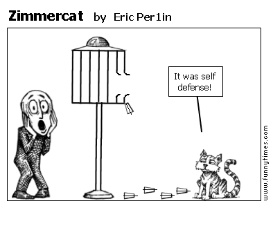 Zimmercat by Eric Per1in