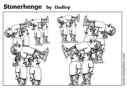 Stonerhenge by Dudley