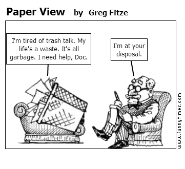 Paper View by Greg Fitze