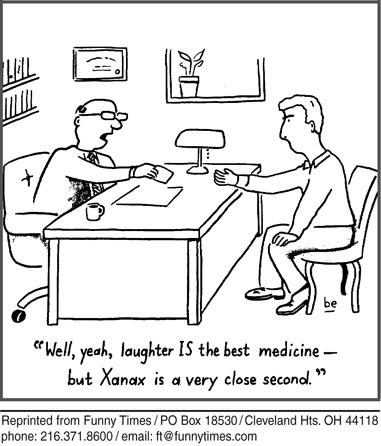 Funny doctor medicine medication  cartoon, July 17, 2013