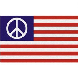 US Peace Flag