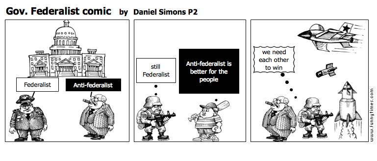 Gov. Federalist comic by Daniel Simons P2
