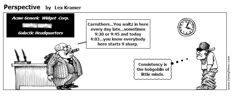 Perspective by Lex Kramer