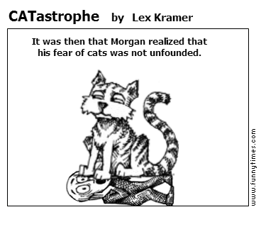CATastrophe by Lex Kramer