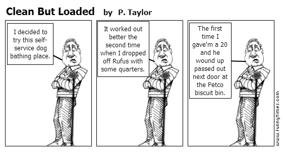 Clean But Loaded by P. Taylor