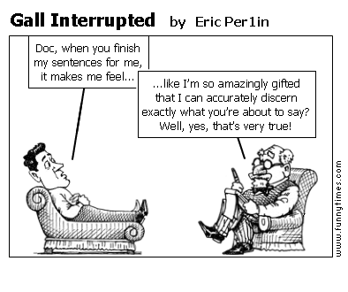 Gall Interrupted by Eric Per1in