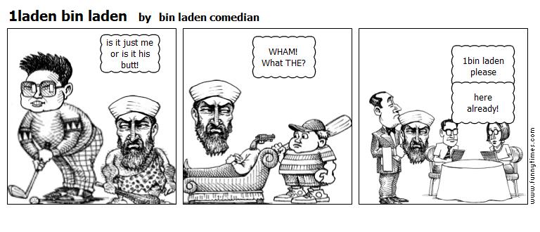 1laden bin laden by bin laden comedian