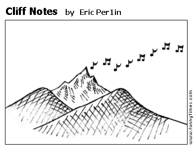 Cliff Notes by Eric Per1in