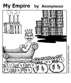 My Empire by Anonymous