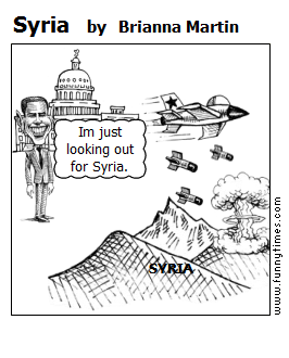 Syria by Brianna Martin