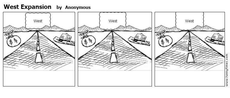 West Expansion by Anonymous