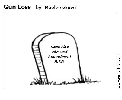 Gun Loss by Maelee Grove