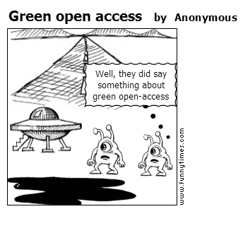 Green open access by Anonymous