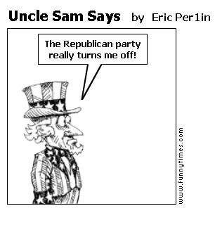 Uncle Sam Says by Eric Per1in