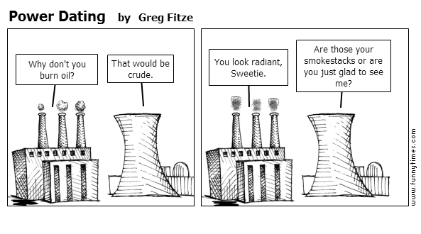 Power Dating by Greg Fitze