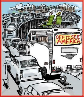 Jartos - Traffic Jam