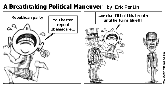 A Breathtaking Political Maneuver by Eric Per1in