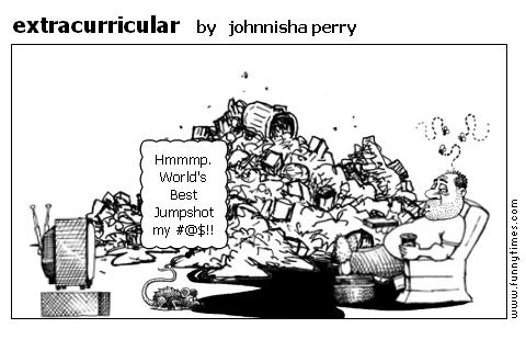 extracurricular by johnnisha perry