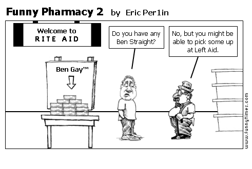 Funny Pharmacy 2 by Eric Per1in