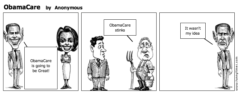 ObamaCare by Anonymous