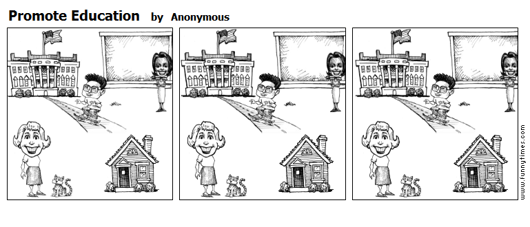 Promote Education by Anonymous