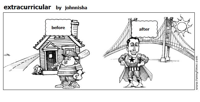 extracurricular by johnnisha