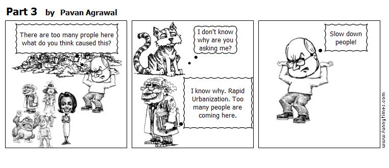 Part 3 by Pavan Agrawal