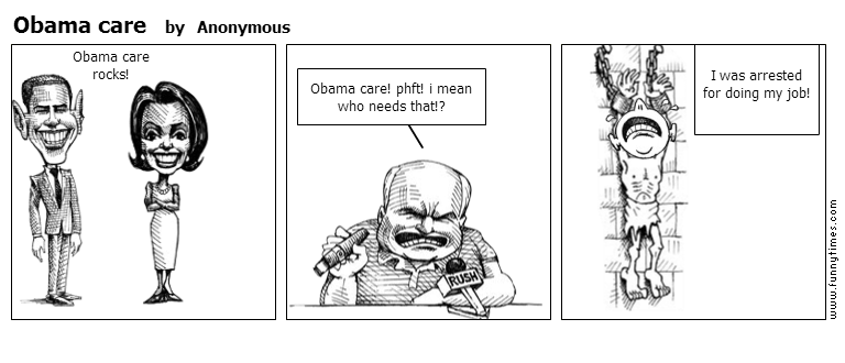 Obama care by Anonymous