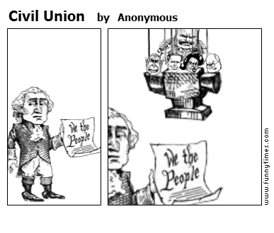 Civil Union by Anonymous