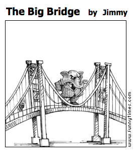 The Big Bridge by Jimmy