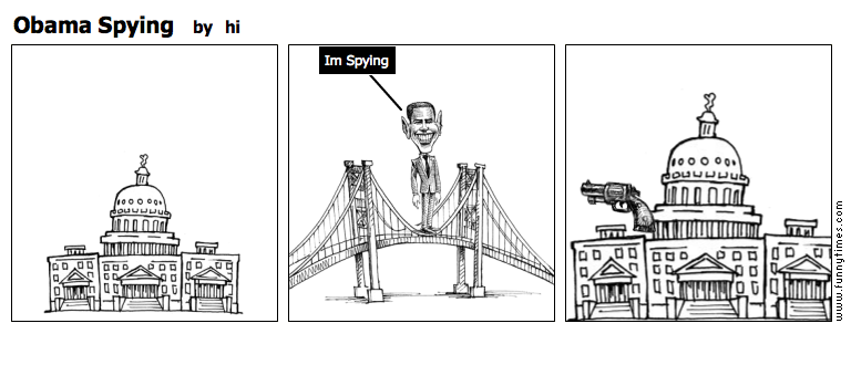 Obama Spying by hi