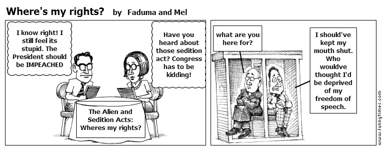 Where's my rights by Faduma and Mel